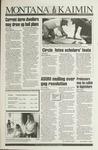 Montana Kaimin, September 30, 1993