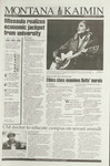 Montana Kaimin, October 6, 1993