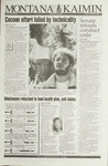 Montana Kaimin, October 7, 1993