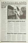 Montana Kaimin, October 8, 1993