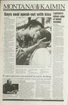 Montana Kaimin, October 13, 1993