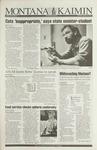 Montana Kaimin, October 14, 1993