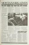 Montana Kaimin, October 20, 1993