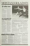 Montana Kaimin, October 21, 1993