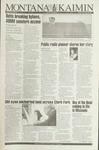 Montana Kaimin, October 26, 1993