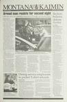 Montana Kaimin, October 27, 1993