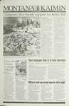 Montana Kaimin, October 28, 1993