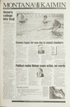 Montana Kaimin, October 29, 1993