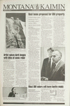 Montana Kaimin, November 2, 1993