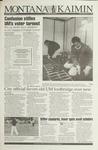 Montana Kaimin, November 5, 1993