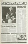 Montana Kaimin, November 11, 1993