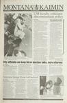 Montana Kaimin, November 12, 1993