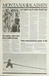 Montana Kaimin, November 16, 1993