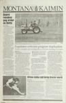 Montana Kaimin, November 17, 1993
