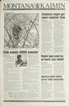 Montana Kaimin, November 19, 1993