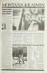 Montana Kaimin, December 1, 1993