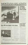 Montana Kaimin, December 3, 1993