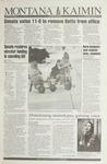 Montana Kaimin, December 9, 1993