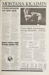 Montana Kaimin, January 19, 1994