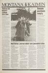 Montana Kaimin, January 20, 1994
