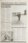Montana Kaimin, January 27, 1994