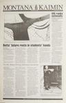 Montana Kaimin, January 28, 1994