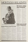 Montana Kaimin, February 8, 1994