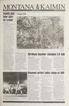 Montana Kaimin, February 9, 1994