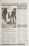 Montana Kaimin, February 18, 1994