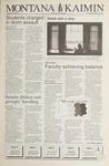 Montana Kaimin, March 2, 1994