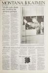 Montana Kaimin, March 3, 1994