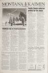 Montana Kaimin, April 1, 1994