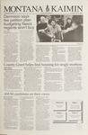 Montana Kaimin, April 7, 1994