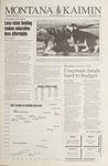 Montana Kaimin, April 8, 1994
