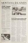 Montana Kaimin, April 13, 1994