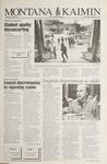 Montana Kaimin, April 20, 1994