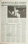 Montana Kaimin, April 21, 1994