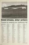 Montana Kaimin Letter Bed, April 29, 1994