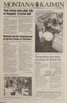 Montana Kaimin, August 26, 1994