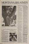 Montana Kaimin, September 1, 1994