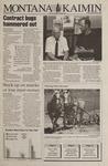 Montana Kaimin, September 2, 1994