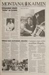 Montana Kaimin, September 7, 1994