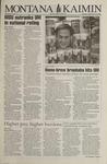 Montana Kaimin, September 20, 1994