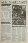 Montana Kaimin, September 23, 1994