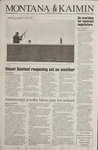 Montana Kaimin, September 27, 1994
