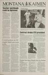 Montana Kaimin, September 28, 1994