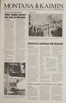 Montana Kaimin, October 5, 1994