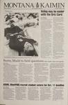 Montana Kaimin, October 6, 1994