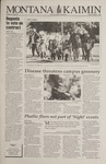 Montana Kaimin, October 7, 1994