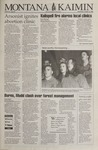 Montana Kaimin, October 12, 1994